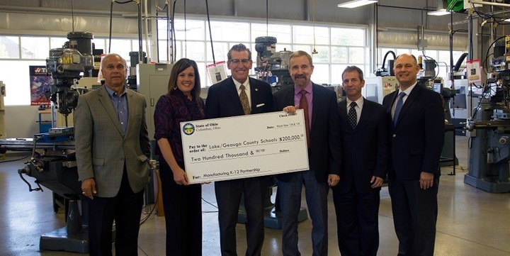 Lake and Geauga Counties Manufacturing K-12 Partnership