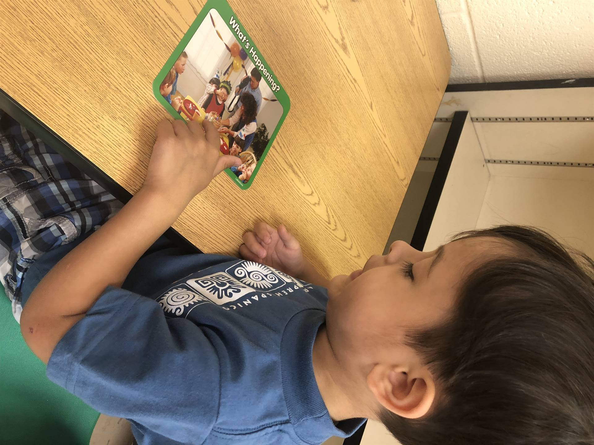 Preschool Student Learning